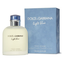 Dolce & Gabbana Light Blue Pour Homme Eau De Toilette 125ml