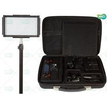 Iluminador Led Kit 4 Bi-color