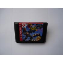 Contra Hard Corps: Hit Points - Sega Mega Drive Genesis!!!
