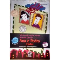 Livro Ana E Pedro Cartas