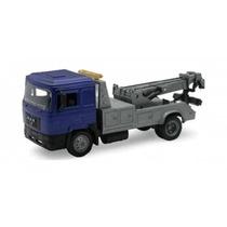 Miniatura Caminhão Man F2000 Guincho 1:43 New Ray