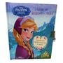 Diário De Segredos Da Anna Frozen Disney Melhoramentos