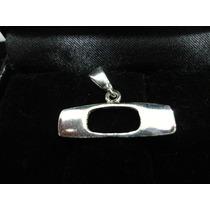 Pingente Da Oakley Em Prata 925