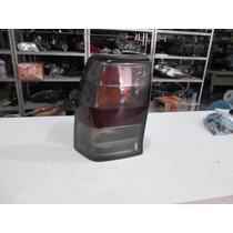 Lanterna Traseira Omega 93 94 95 96 97 98 Fumê Paralela