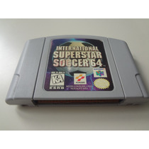 Nintendo 64 - International Super Star Soccer 64 Original