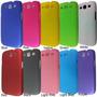 Capa / Case Galaxy S3 I9300 Colors Promoção