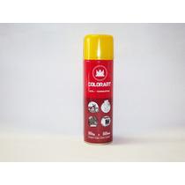 Tinta Spray Alta Temperatura Colorart Amarelo-600ºc