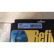 Lente Retrovisor Escort 87/92 Hobby 93/96 Espelho Azul Xr3