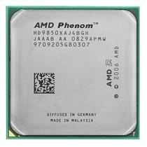 Processador Phenom X4 9850 2,5ghz Socket Am2+ + Cooler Cobre