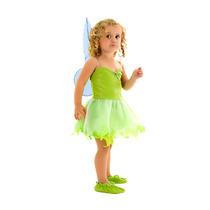 Fantasia Fada Sininho Tinker Bell Luxo Bebê