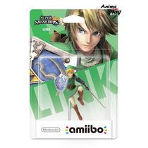 Amiibo Link Nintendo Original E Lacrado P/ Wii U E 3ds*