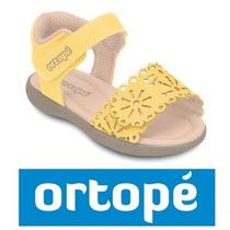 Ortopé Sandália Carinhoso Bebê