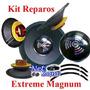 Kit Reparo Alto Falante Extreme Magnum 10¨ - 250 Rms Woofer