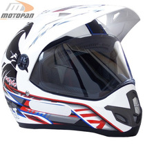 Capacete Helt Cross Vision Eagle C/viseira Black Friday