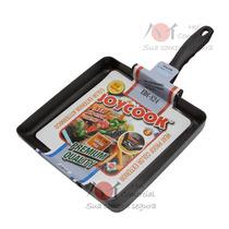 Frigideira Antiaderente Joycook - Culinária Oriental 24x24cm