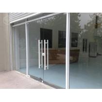 Porta De Abrir Vidro Temperado A Partir De R$249,00 O M²