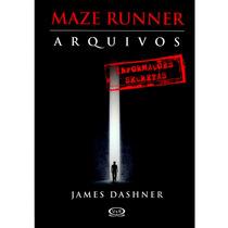 Maze Runner:arquivos-informações Secretas Livro Digital Pdf