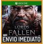 Lords Of The Fallen - Xbox One Xone - Envio Imediato !