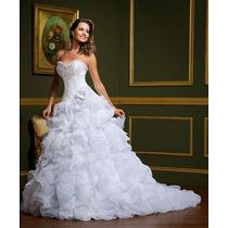 Vestido De Noiva Ou Debutante 2 Em 1