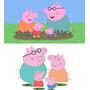 Kit Box Festa Completa Infantil Peppa Pig