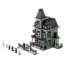 Lego Moster Serie 10228 Haunted House Sob Encomenda