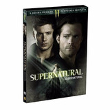 Box Supernatural 11ª Temporada Original E Lacrada 6 Dvds