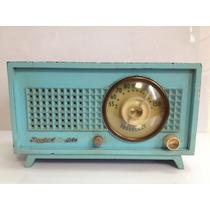 Radio Valvulado Standart Elétric 1050