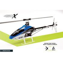Hélicoptero E-flite Blade 450 X 6-ch, 2.4ghz Flybarless