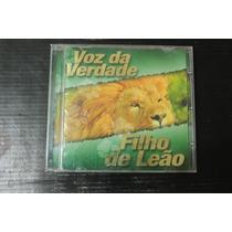 Cd Voz Da Verdade - Filho De Leão ( 2007 )