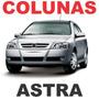 Colunas Adesivas Astra 4 Portas 2005 2006 2007 2008 2009