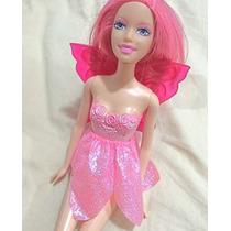 Barbie Fada Rosa
