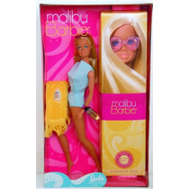 Linda Boneca Barbie Collector * Pop Culture Malibu * Nova !!