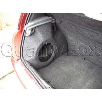 Caixa De Fibra Lateral Reforçada Clio Hatch (até 2015)