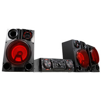 Mini System Lg 2250w, 2 Caixas Acústicas 1 Subwoofer Cm8450