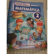 Livro De Matemática, 2º Ano, 3º Edição