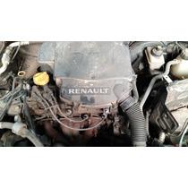 Caixa Cambio Renault Sandero Logan 1.6 8v Manual Flex Peças