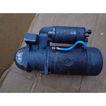 Motor De Arranque Opala 4 E 6 Cc - Revisado