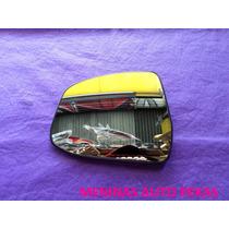 Lente Espelho Retrovisor Ford Focus 10/... Com Base