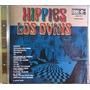 Cd - Los Ovnis - Hippies - Psicodelico - Rock Mexicano