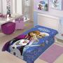 Cobertor Jolitex Infantil Disney Frozen 1,50x2,00 Solteiro