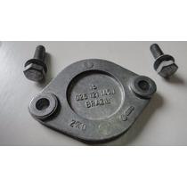 Flange Fechamento Ar Quente Motor Ap Original Volkswagen