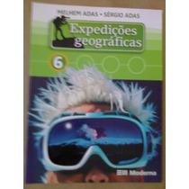 Livro Expedições Geográficas 6º Ano