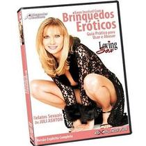 Filme Porno Adulto Sexo Incrível Com Brinquedos Eróticos Dvd