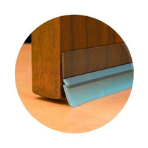 Friso De Porta Pvc Transparente 100cm - Adesivof12