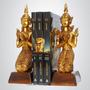 Aparador De Livros Buda - Escultura Estatue Enfeite
