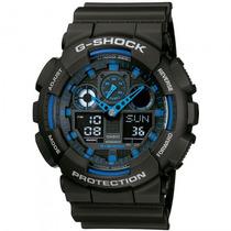 Relógio Casio Ga-100-1a2dr G-shock Militar Sport - Refinado