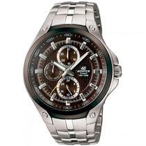 Relógio Casio Ef-326d-5avdf Edifice Esporte Fino - Refinado