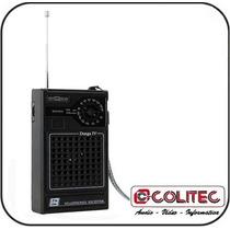 Rádio Motobras Dunga Am Fm 2 Faixas Pratico E Informativo