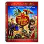Blu-ray 3d Book Of Life Festa No Céu *import* Novo Lacrado
