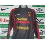 Camisa Sport Recife Lotto # 17 Oficial De Jogo Manga Longa